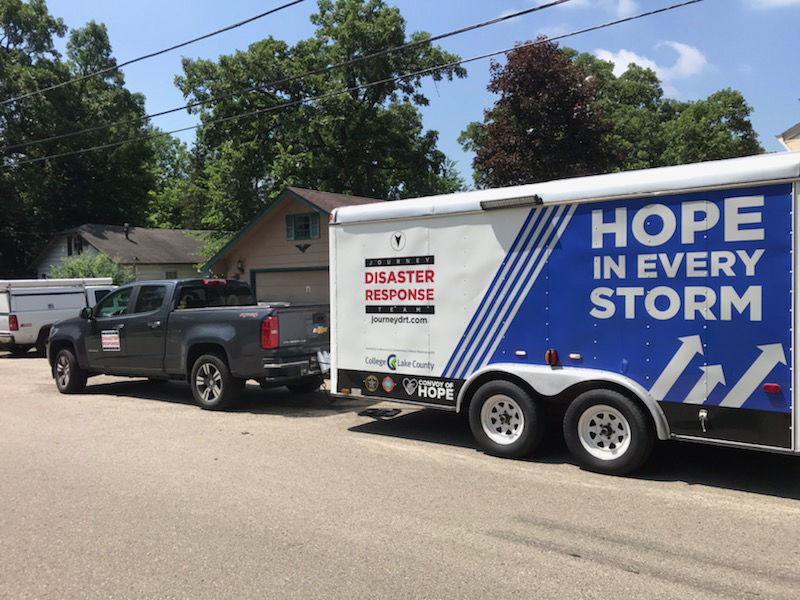 Prepared to help: Journey Church Disaster Response Team