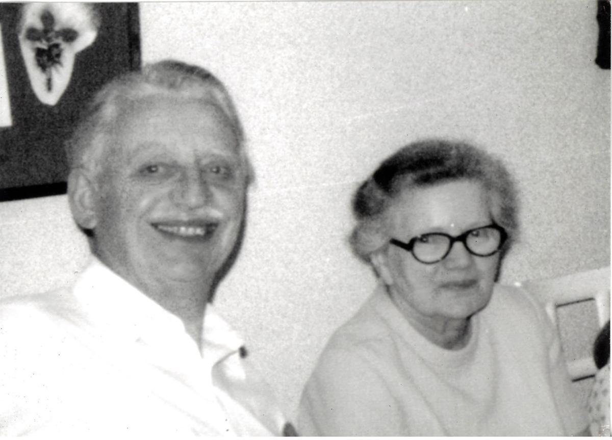 Herman and Virgina Gundlach