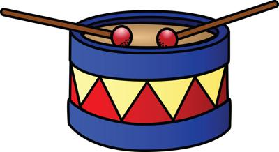 Free Clipart Of A drum