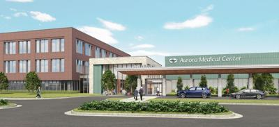 Aurora Mount Pleasant rendering