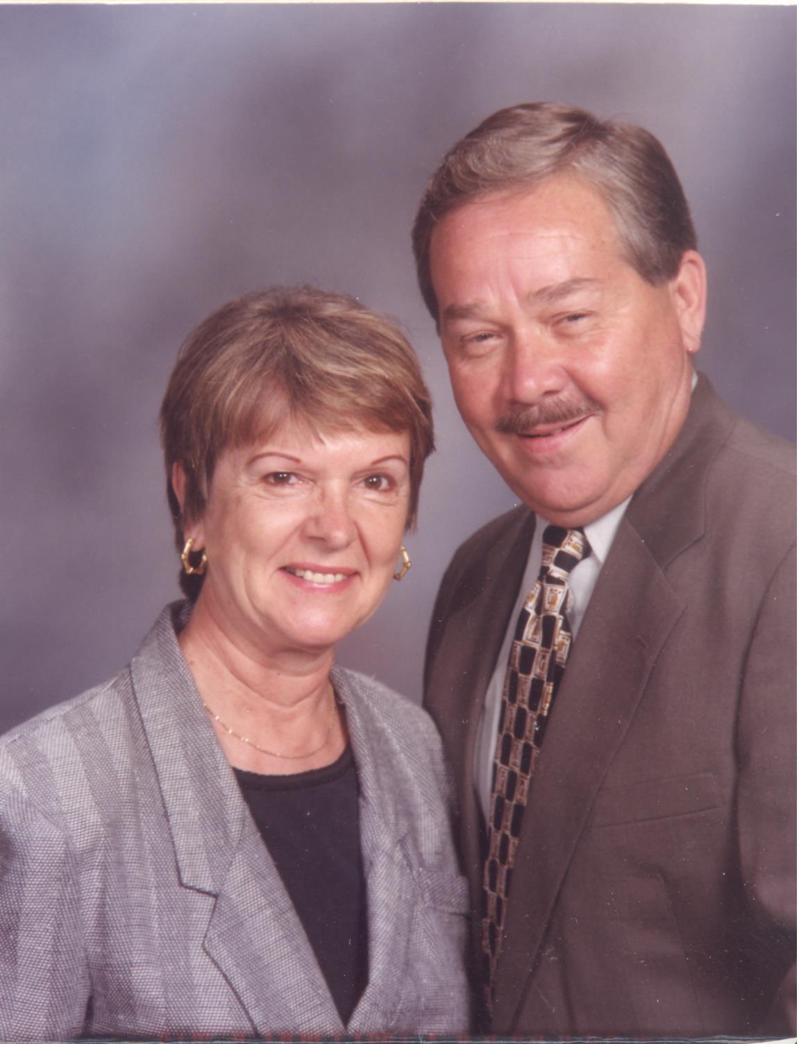Rita and Randall Frye