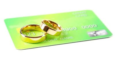 To love, honor and share a credit card statement: Study finds financial infidelity on the rise