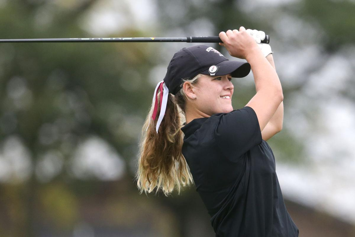 High school girls golf: Central wins WIAA Division-1 state team title; Kylie Walker ties for 5th
