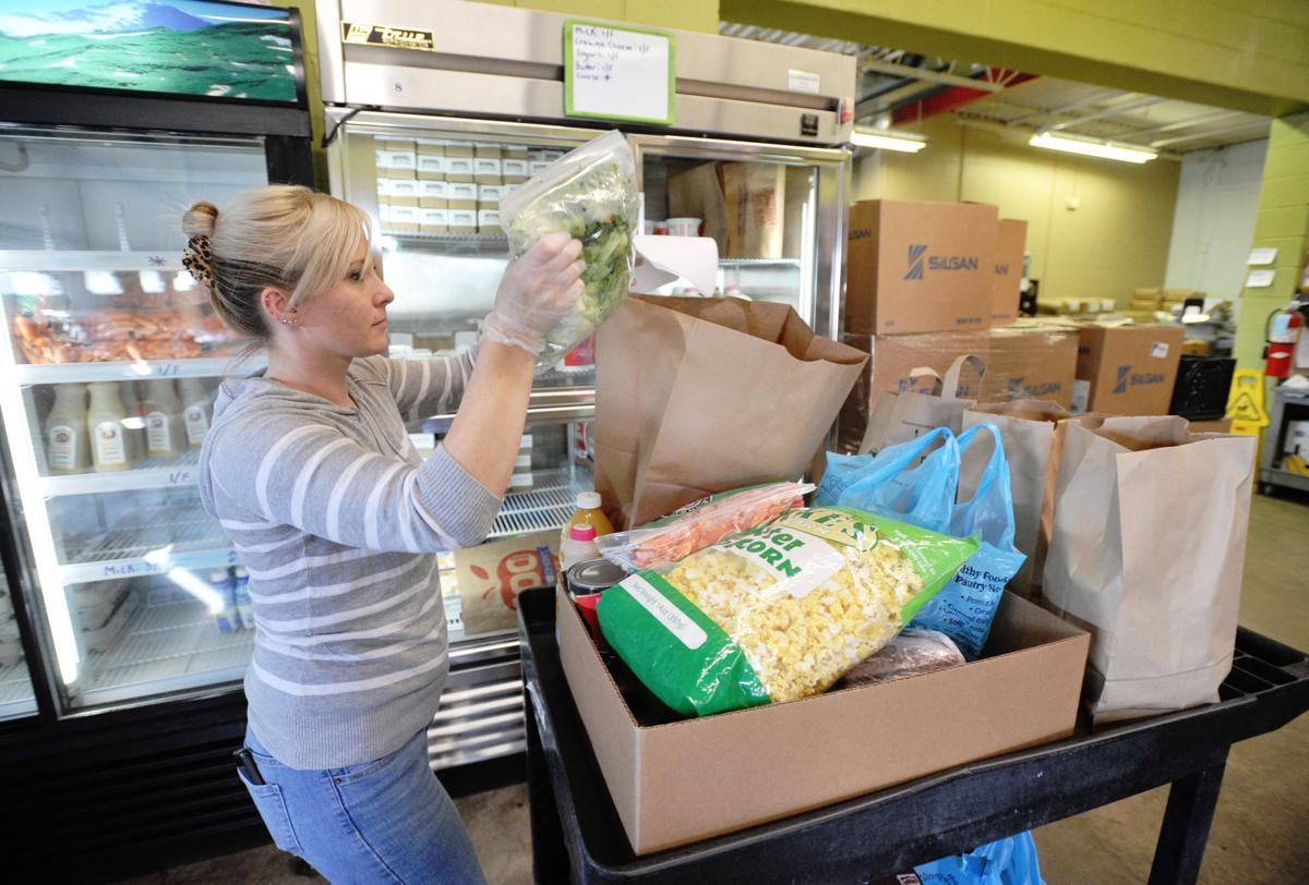 Local food banks would benefit from Evers' budget proposal