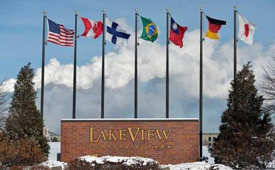 lakeview corporate park