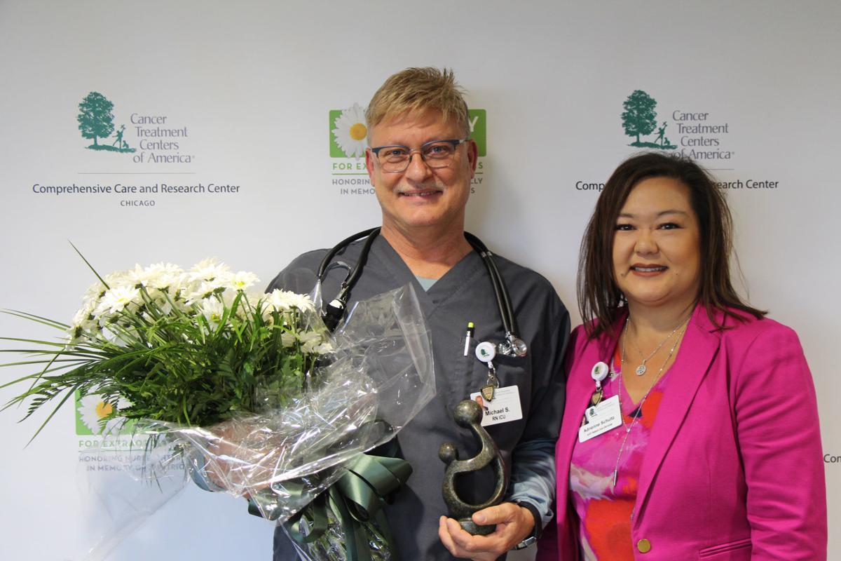 nurse honored
