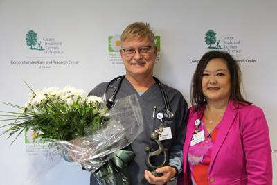 nurse honored