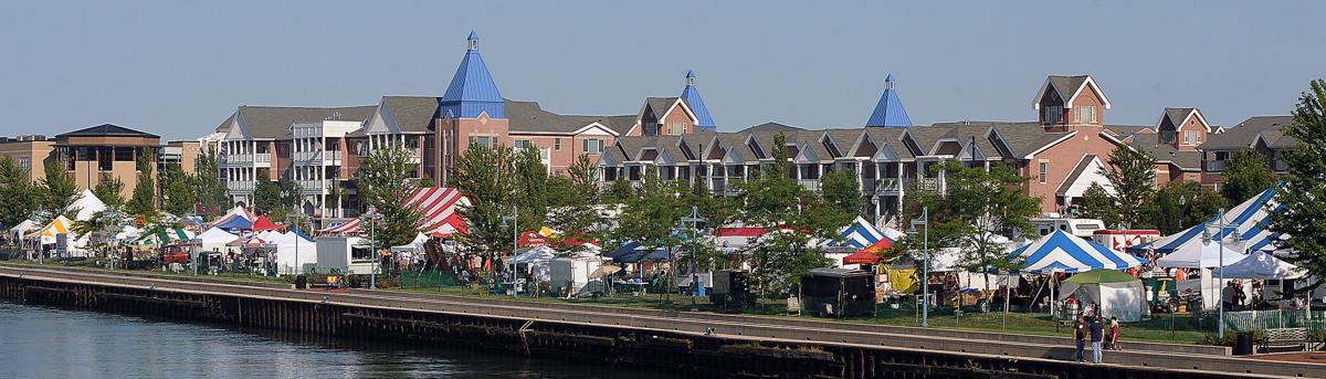 HarborPark abuzz three decades after auto plant shutdown | News