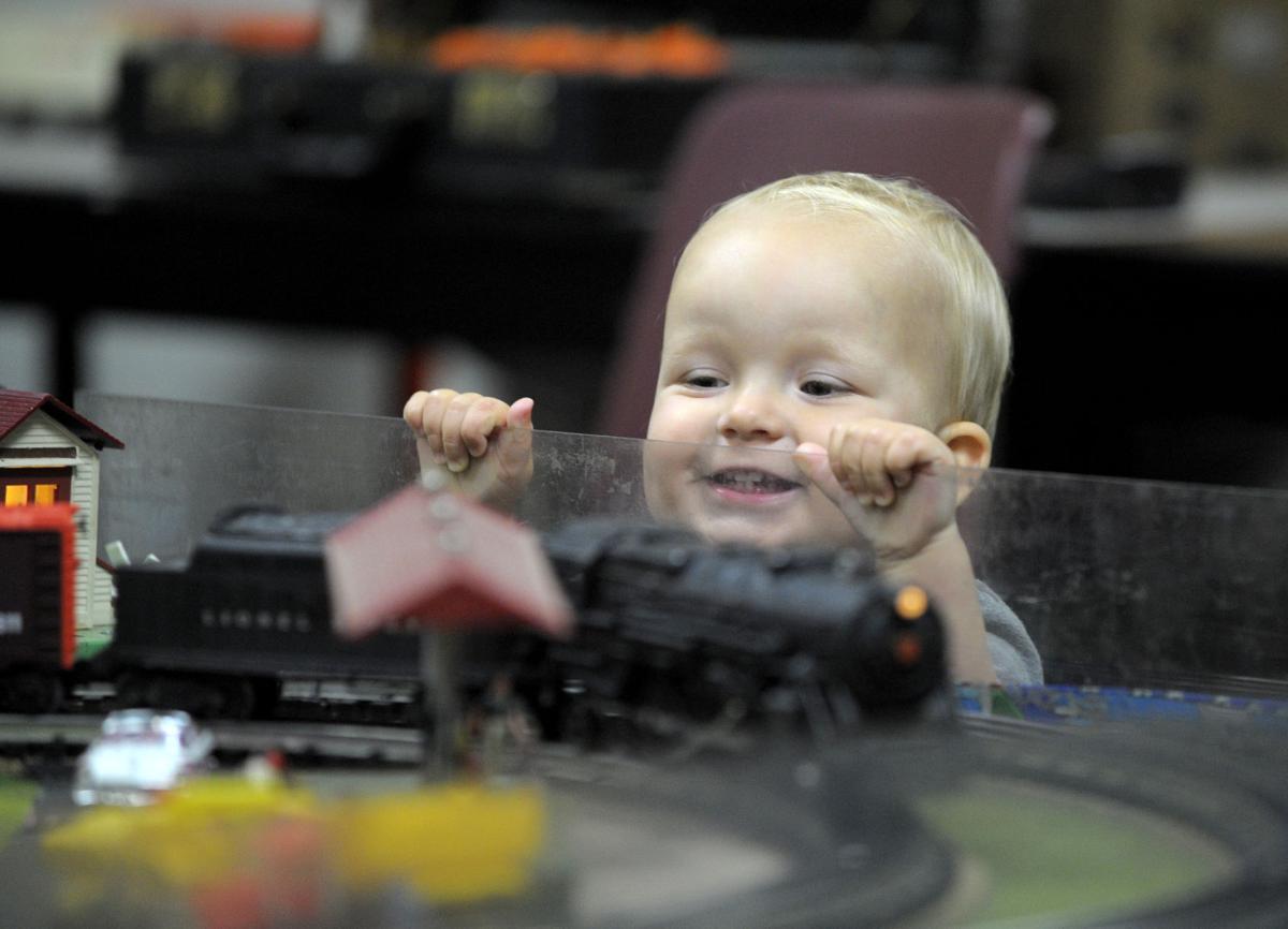 Southeast Big Boys Toys : Lionel trains are big boys toys local news kenoshanews