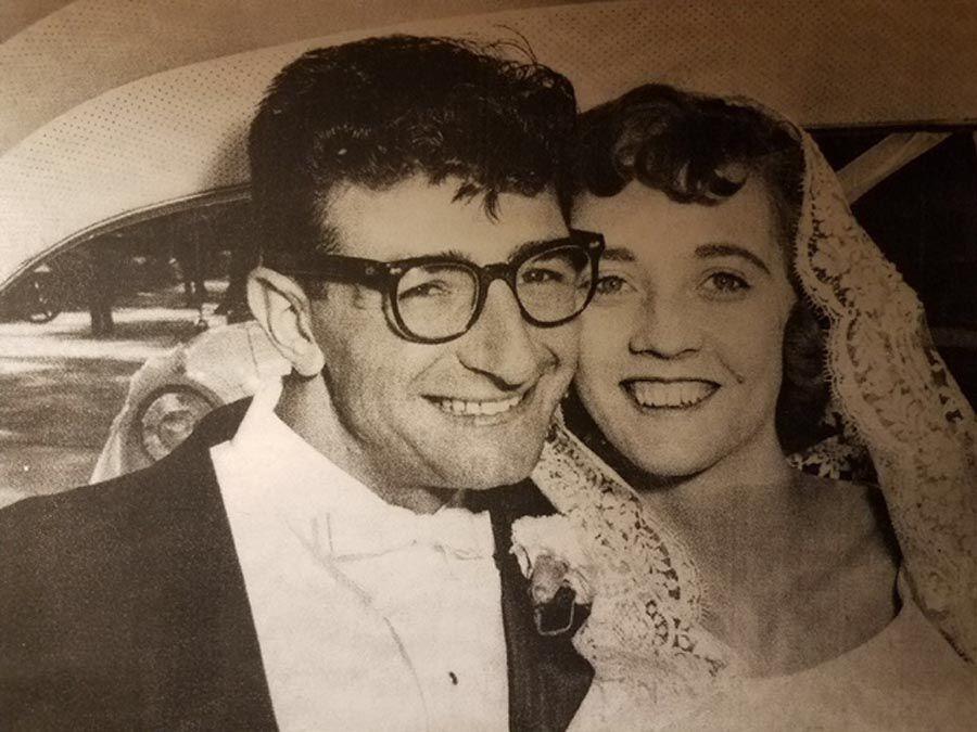 Lombardi wedding