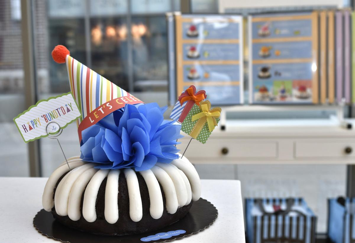 Marvelous Nothing Bundt Cakes Arrives In Kenosha Business Kenoshanews Com Birthday Cards Printable Giouspongecafe Filternl