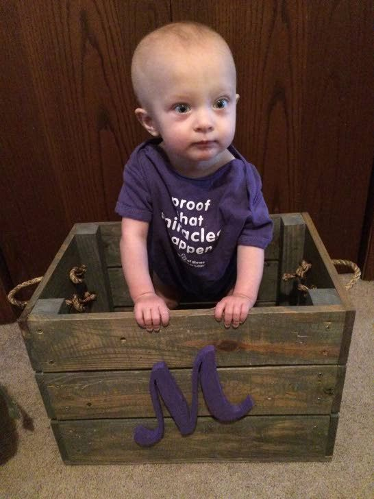 Marleigh's Ministry: Organization helps support families of babies born too soon