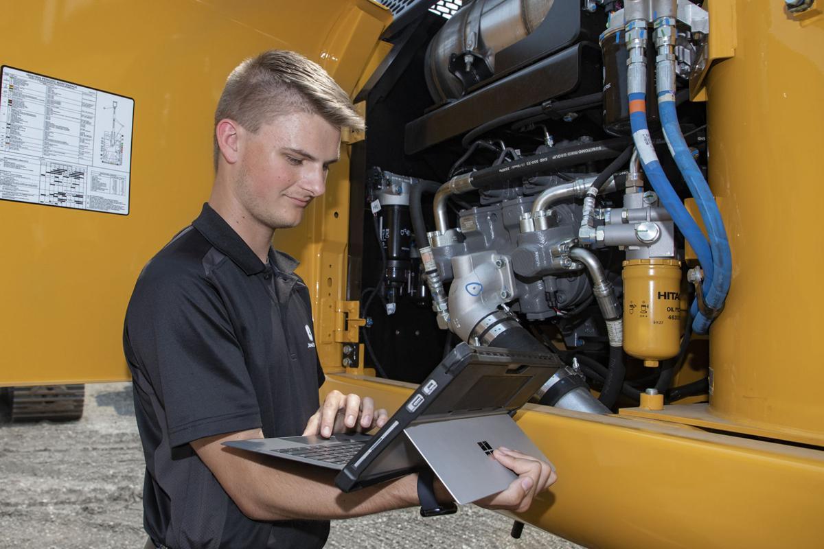 Sam Pittsenbarger - Promise Graduate - Diesel Technology - July 19, 2021