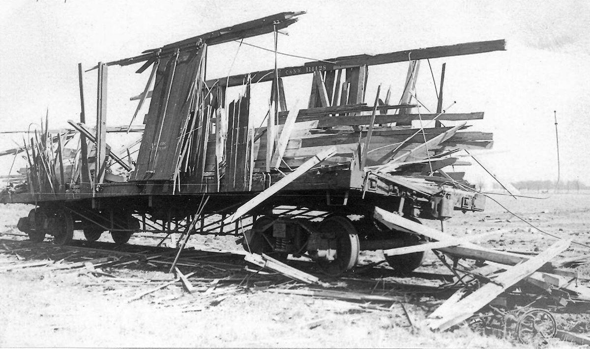 Pleasant Prairie Powder plant explosion 110 years ago