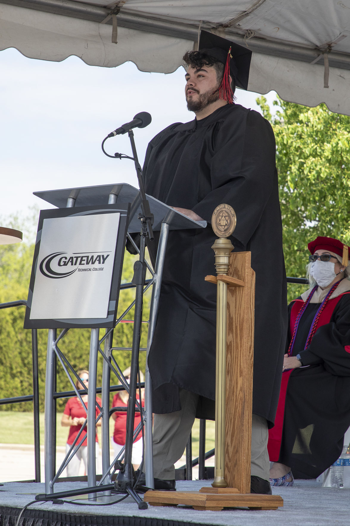 Gateway Graduation 10 a.m. Ceremony - Saturday, May 22, 2021
