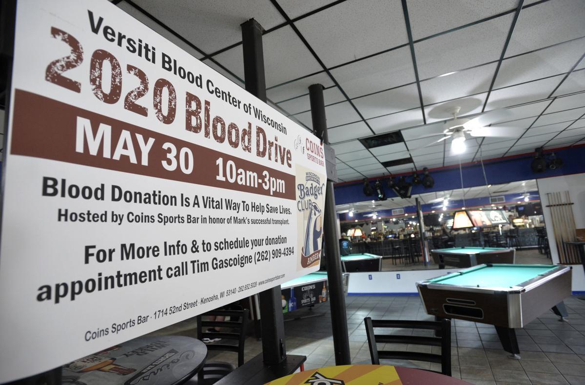 COINS BLOOD DIRVE
