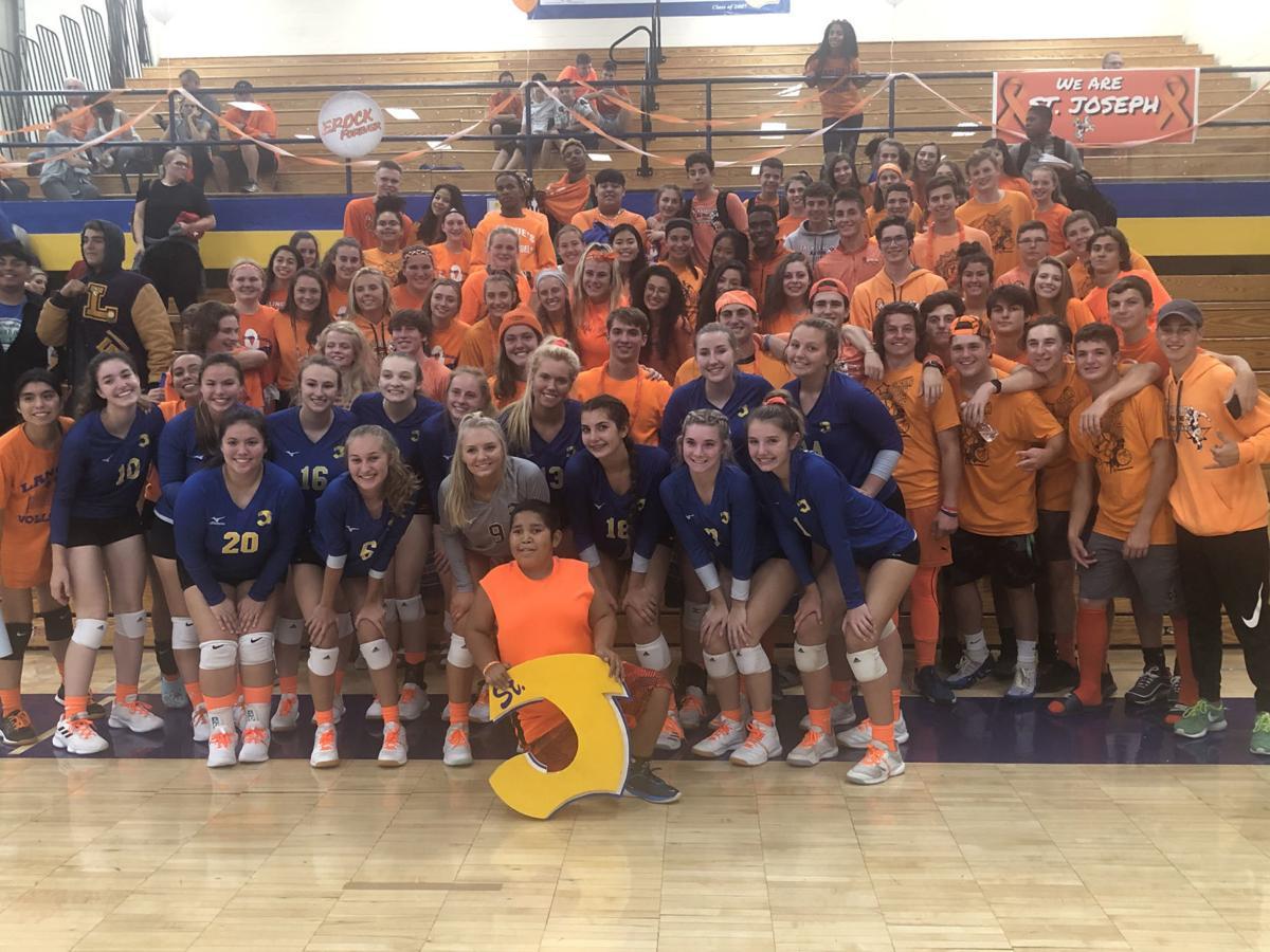 Orange Week at St. Joseph