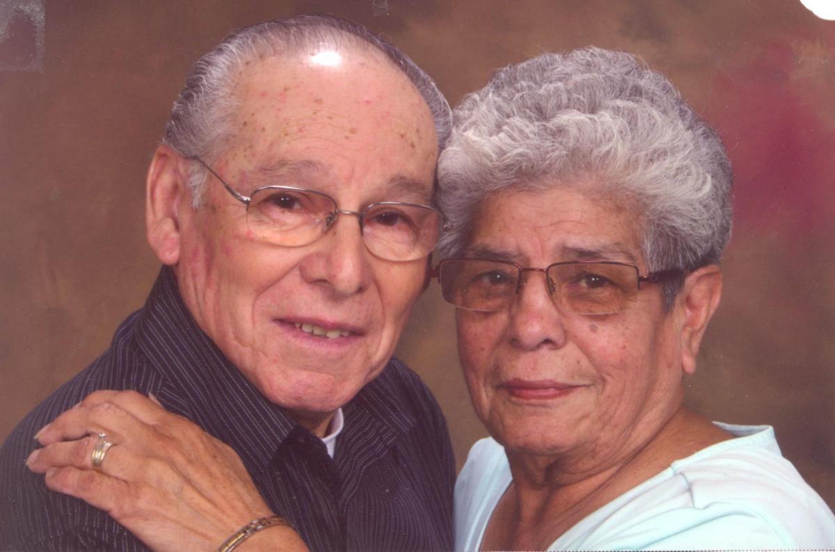 Domingo and Paula Uribe