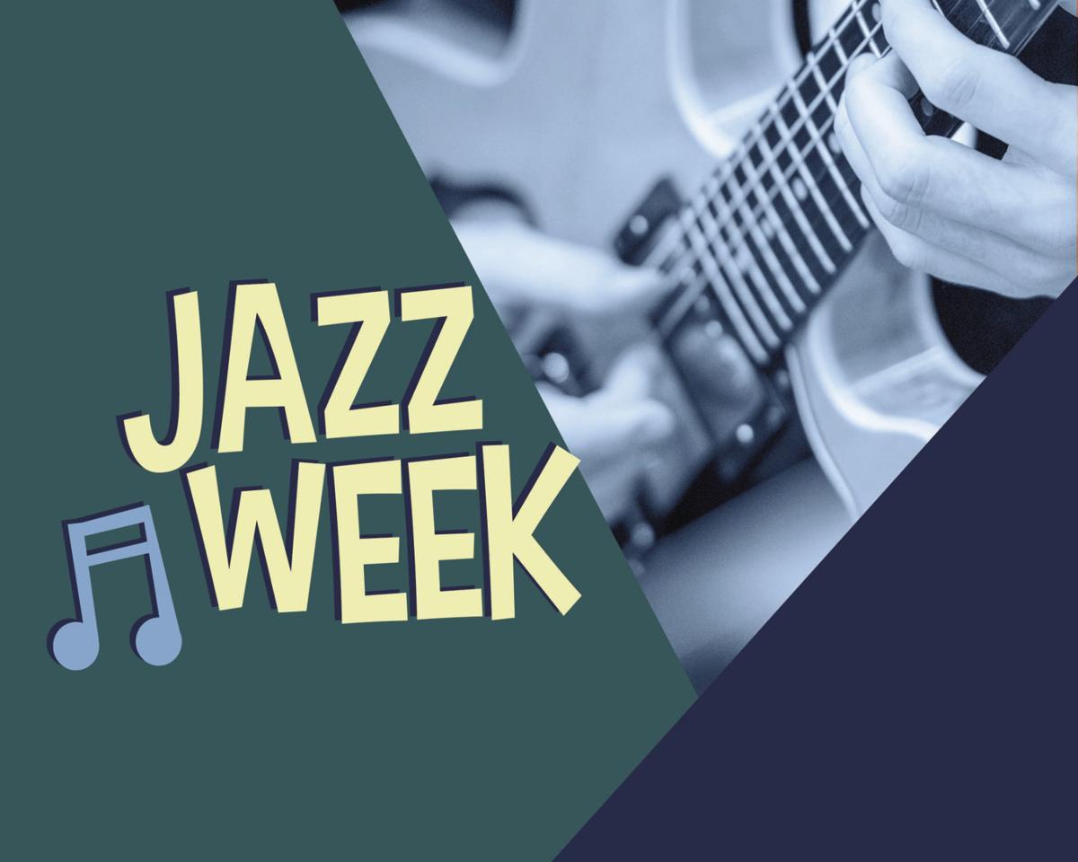 Jazz Week logo