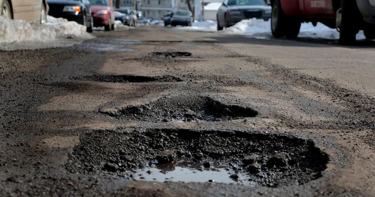 DOT officials working to ensure potholes filled as quickly as possible