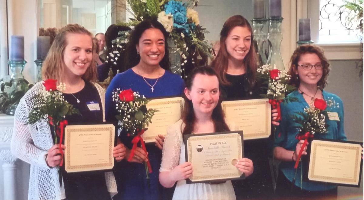 Woman's Club scholarships