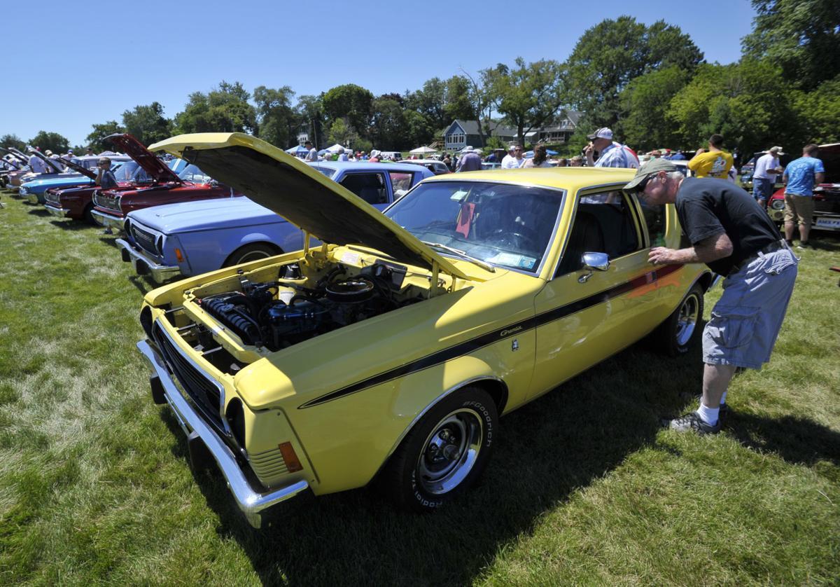 AMC HOMECOMING CAR SHOW