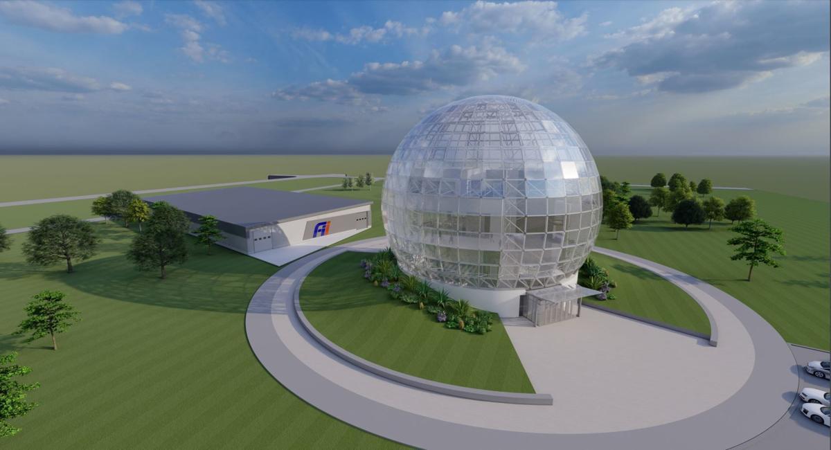 Foxconn dome