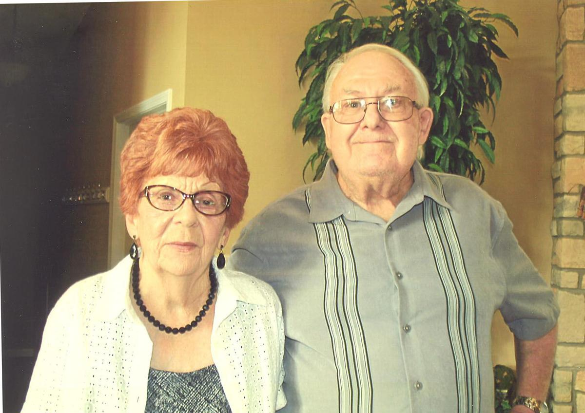 Jean and Dennis Kozak