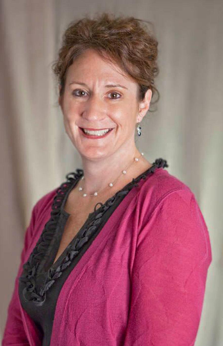 Kimberly Paul hedshot