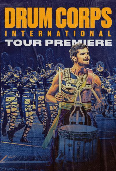 DCI 2019 tour poster