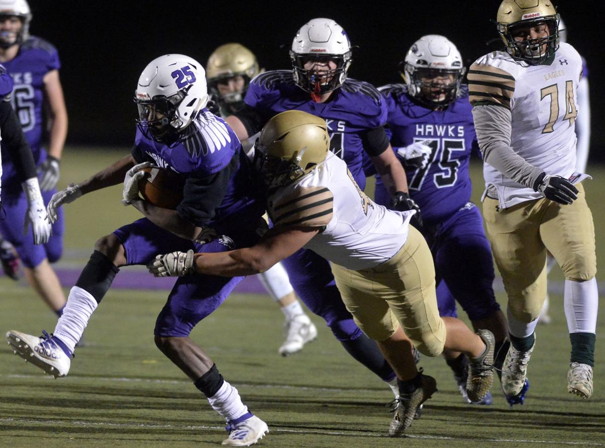 FOOTBALL INDIAN TRAIL