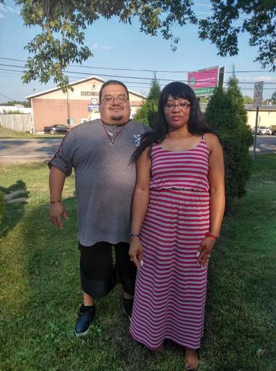 Jesus Medrano Jr. and Latrice Meyers-Medrano
