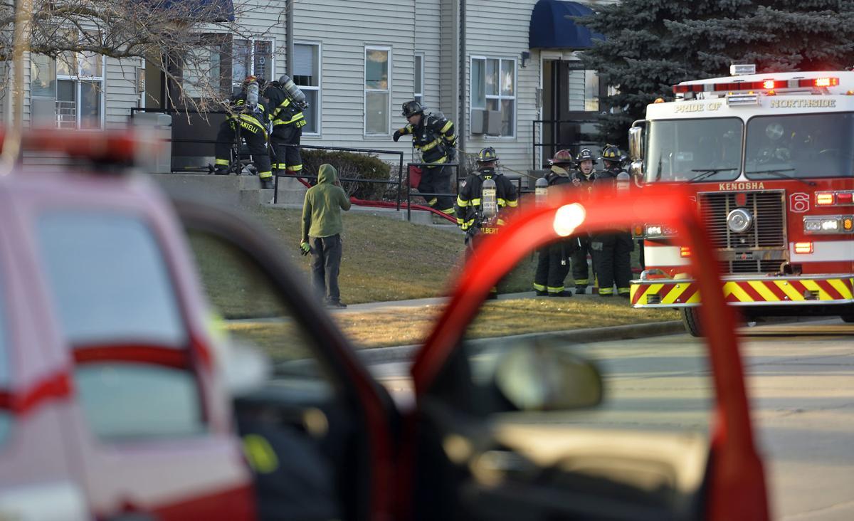 Ammonia Smell Forces Apartment Building Evacuation Local News Kenoshanews Com
