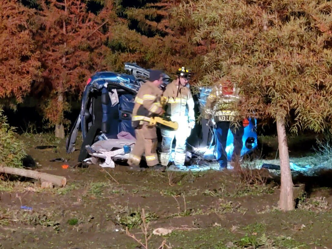 Oct. 28 Bristol crash scene