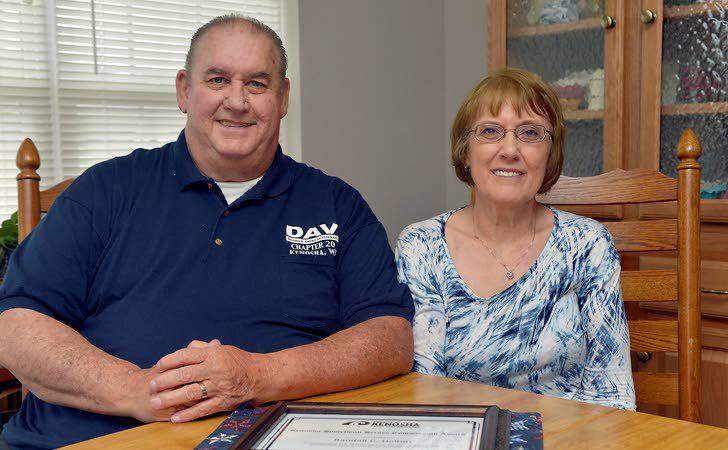 City honors two Vietnam War veterans as Hometown Heroes