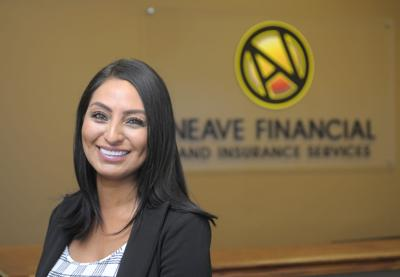 Adriana Neave Relishes Helping Others 20under40 Kenoshanews Com