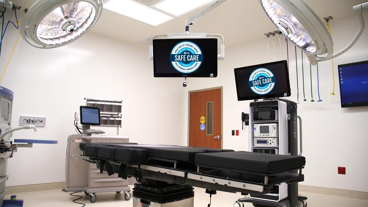 Aurora Health Center Surgery Suite in Pleasant Prairie
