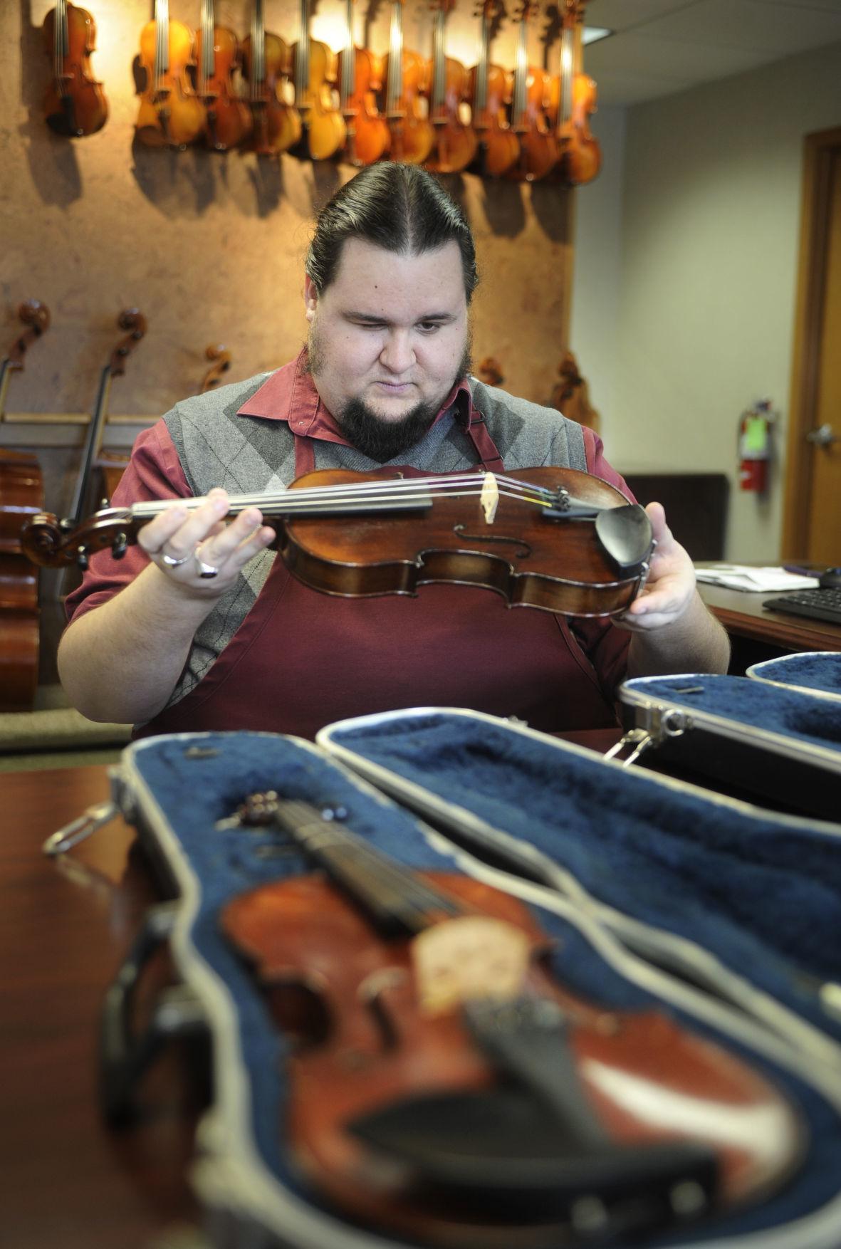 Classic Violins es to Kenosha Business