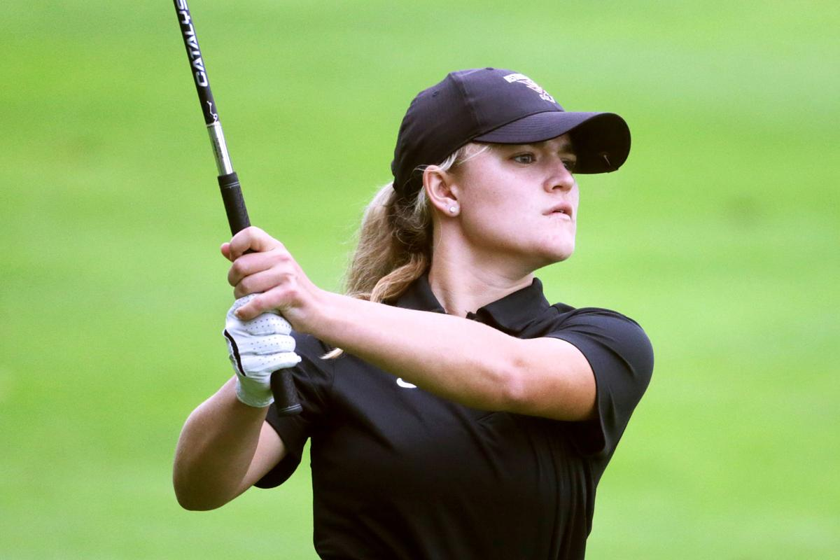 High school girls golf: Central wins WIAA Division-1 state team title