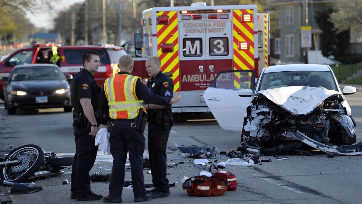 Kenosha Car Accident Today
