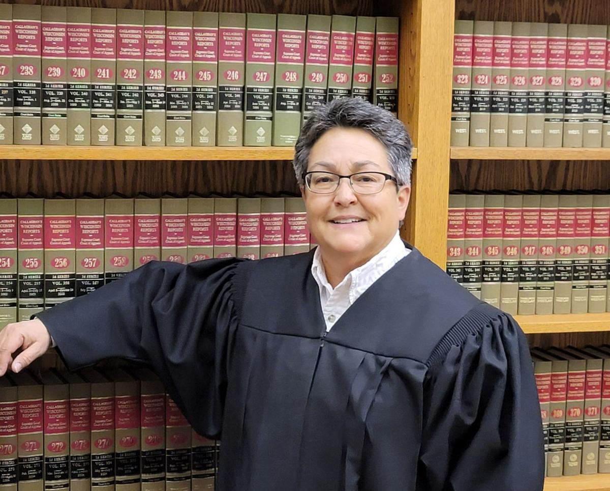 Judge Larisa Benitez-Morgan