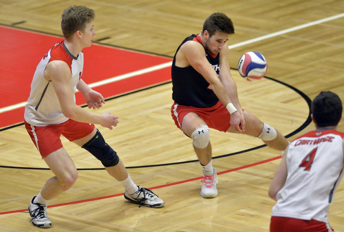 VOLLEYBALL CARTHAGE COLLEGE