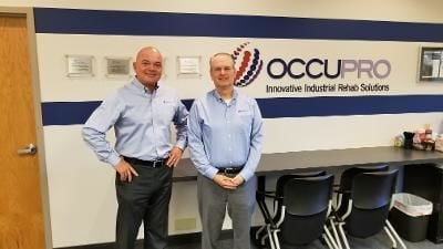 OccuPro helps injured workers return to their jobs