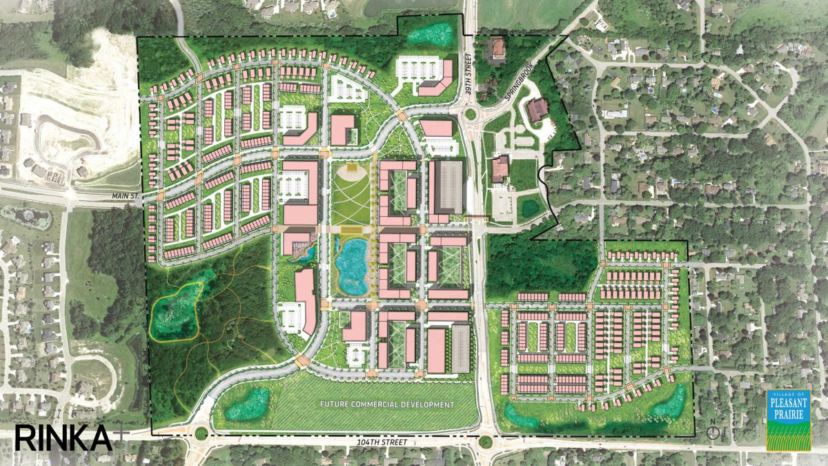Village Green Plan pic 1
