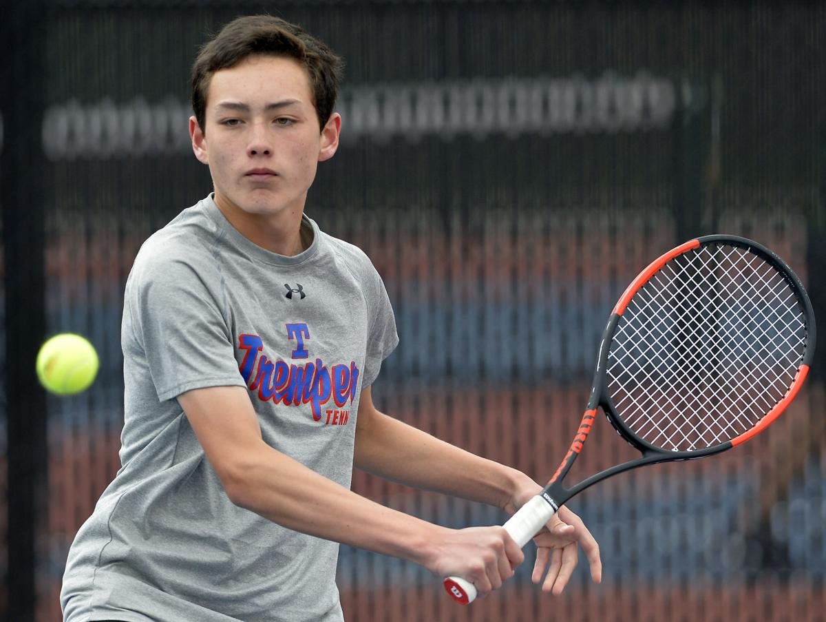 TENNIS SUBSECTIONAL