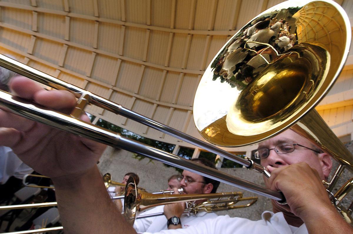 Pops Band John Schoettler trombone