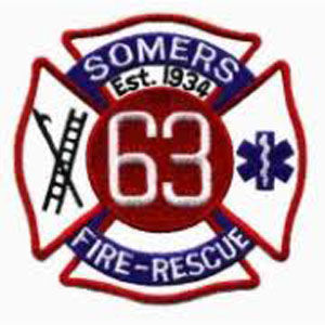 somers fire department logo