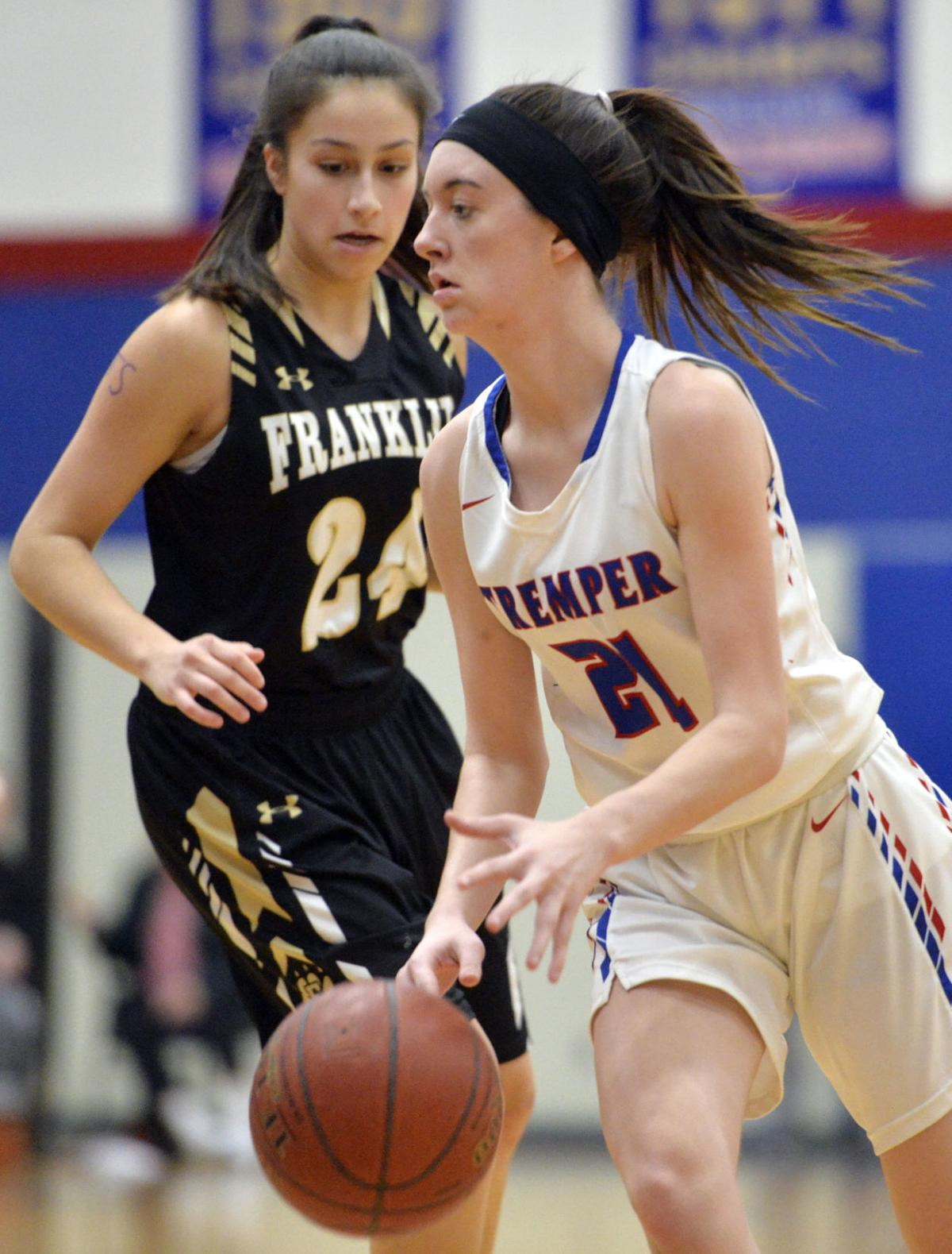 BASKETBALL TREMPER FRANKLIN