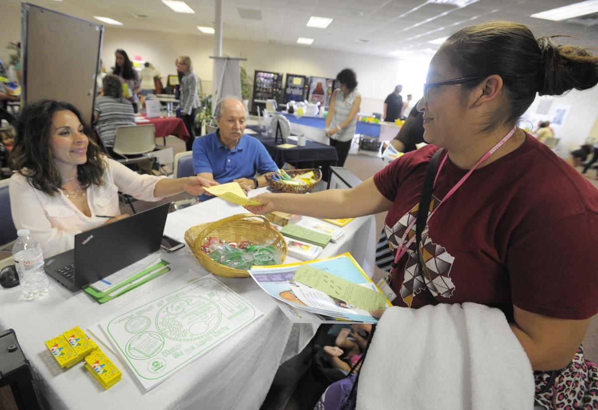 Resource fair promotes child health and wellness | Local News