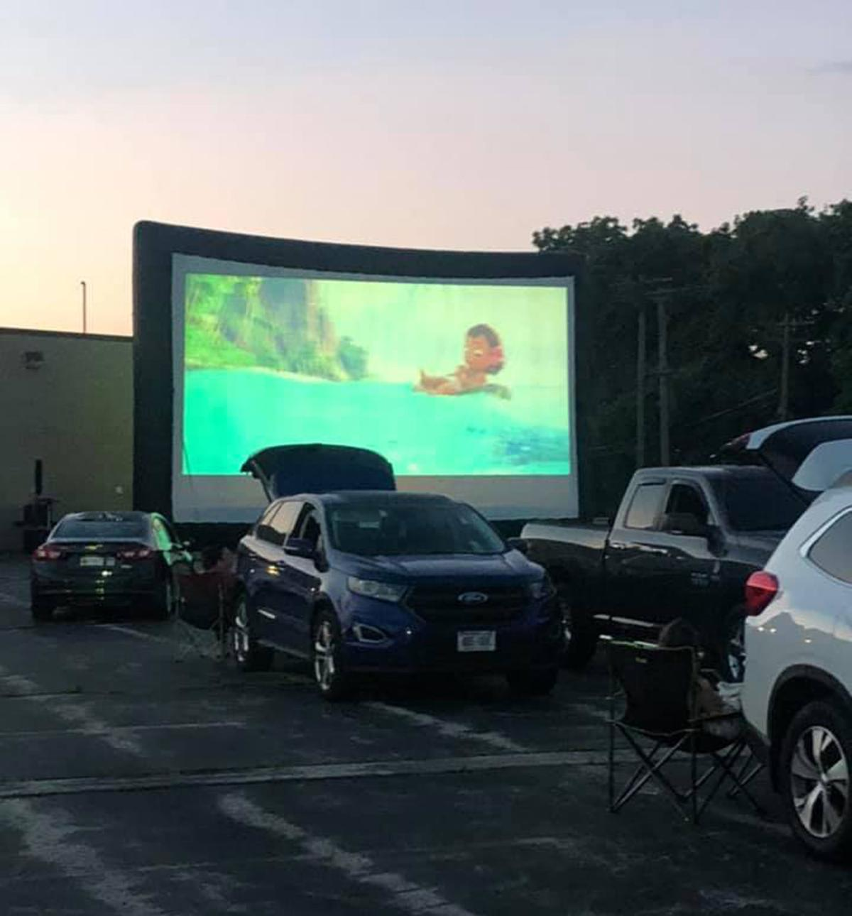 Shalom Center hosting second drive-in night